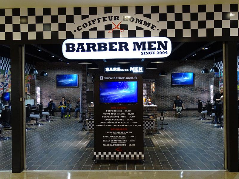 Ouverture barber men avignon barbermen for Ouverture castorama avignon